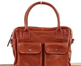 sac à main cuir Le Dandy Naturel